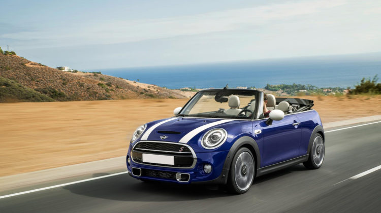 MINI CABRIO RENT IN IBIZA AT D-CARS BEST CAR RENTAL IN IBIZA