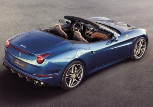 Ferrari California T Cabrio