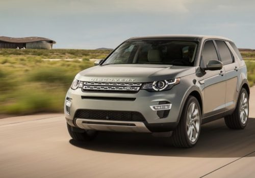 Land Rover Discovery Sport Barcelona