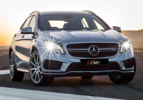Mercedes GLA AMG Barcelona