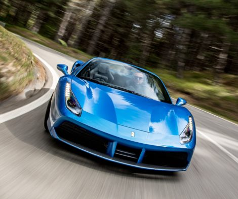 FERRARI 488 SPIDER in ibiza 2020 newest ferrari