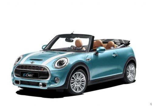 Mini Cabrio en Ibiza en alquiler