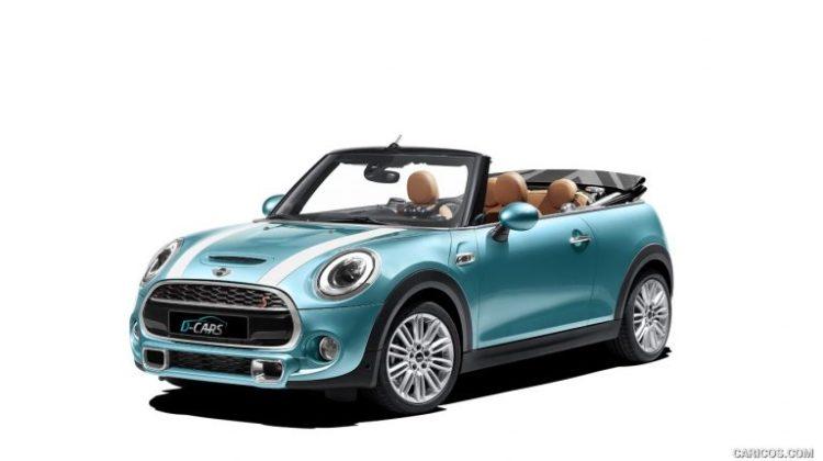 Mini Cooper Cabrio Barcelona