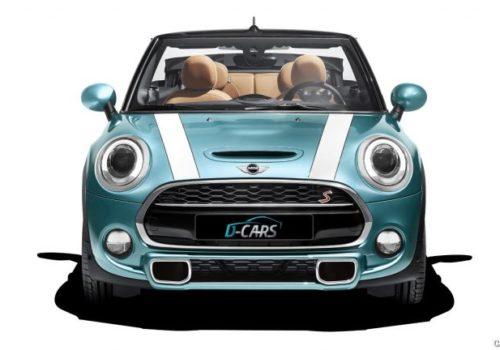 Mini Cabrio à Ibiza à louer