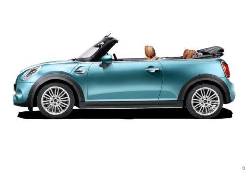 Mini Cabrio in Ibiza for Rent