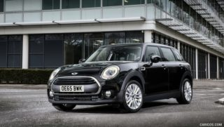Mini Cooper Clubman in Ibiza for rent at D-Cars