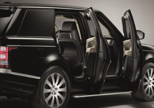 Range Rover Vouge - Class Renta a Car Ibiza