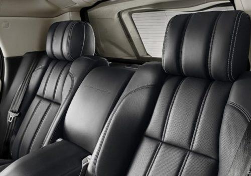 Sixt Car in Ibiza has Range Rover Vogue