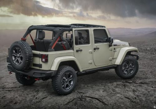 Jeep Ibiza Wrangler for Rent in Ibiza