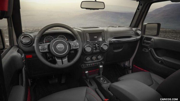 Jeep Ibiza Wrangler à louer à Ibiza