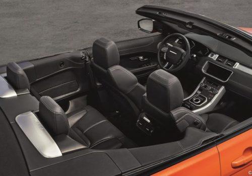 À louer Range Rover Evoque Cabrio Auto à Ibiza
