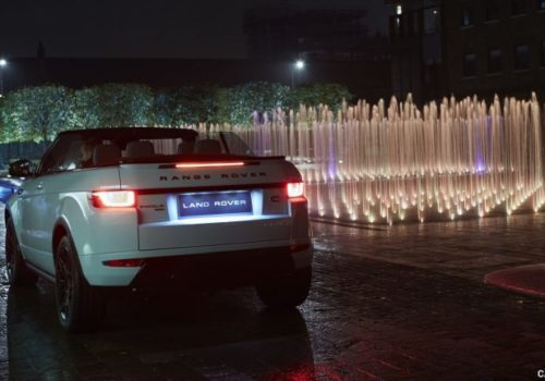 Range Rover Evoque in Ibiza for Rent SIX Rental
