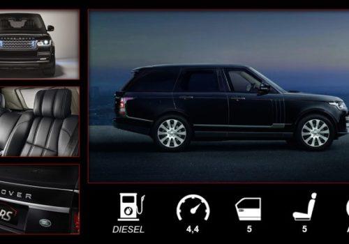 OK Car Ibiza Renta a Car Range Rover Vogue