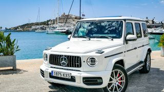 Mercedes G 63 AMG Luxury in Ibiza