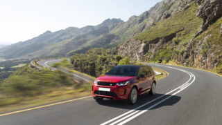 Discovery Sport in Ibiza at D-Cars