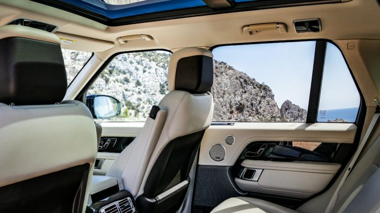 Exclusive Cars in Ibiza Range Rover Vogue
