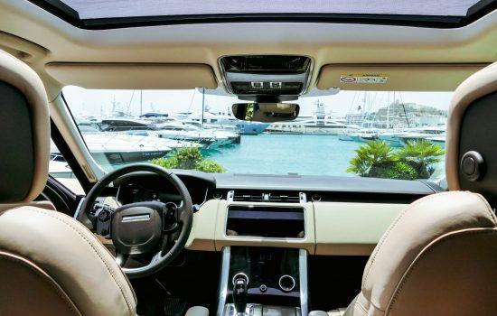 TOP Price Ibiza Range Rover Sport