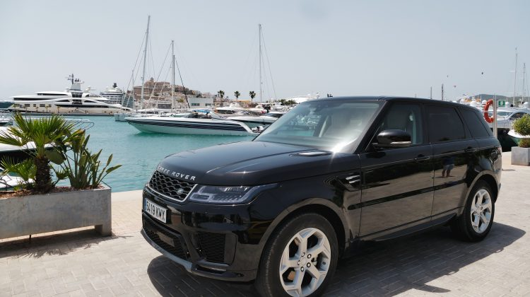 Range Rover Sport Ibiza for Rent