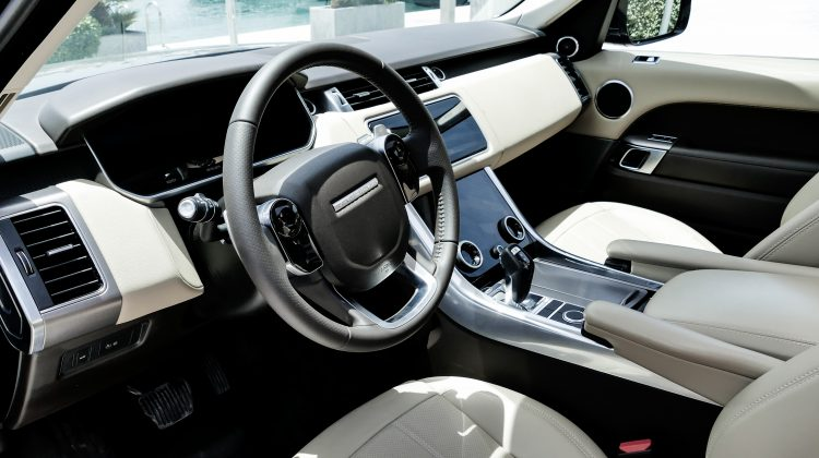 Ibiza Rental Car Range Rover Sport