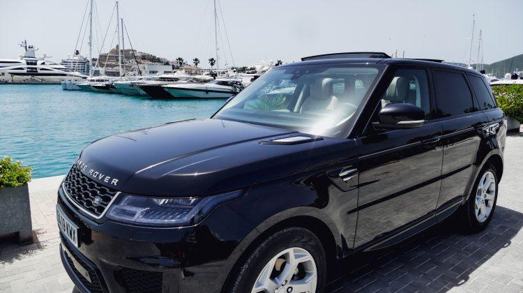 Ibiza Rental Car Program Range Rover