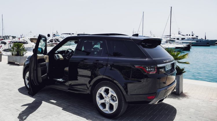 Sixt Rentalcars in Ibiza can Provide Range Rover Sport, we deliver the Luxury