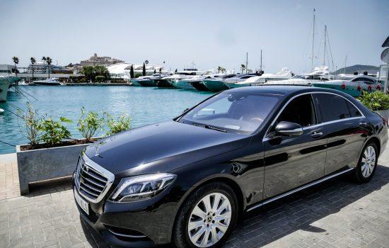 Mercedes S in Ibiza (15)