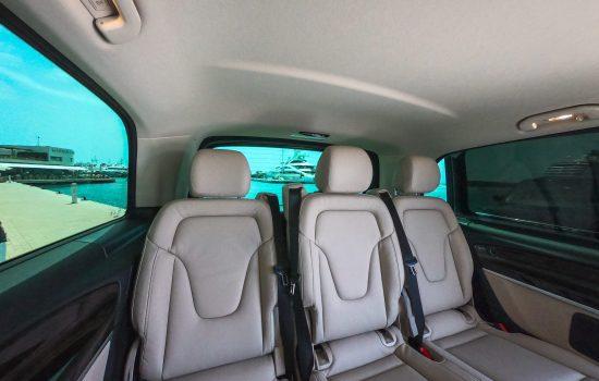 Mercedes V-Klasse zu vermieten in Ibiza
