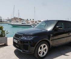 Range Rover Sport for Rent in Ibiza