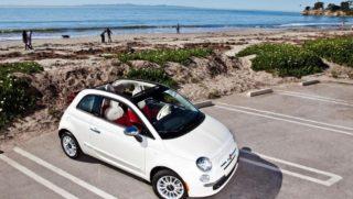IBIZA FIAT 500 CABRIO